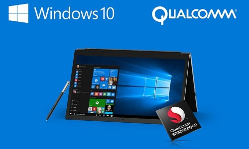 PC mobile con Windows 10 e processore Snapdragon: Asus, HP e Lenovo della partita