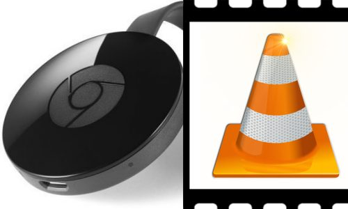 Streaming su Chromecast con VLC