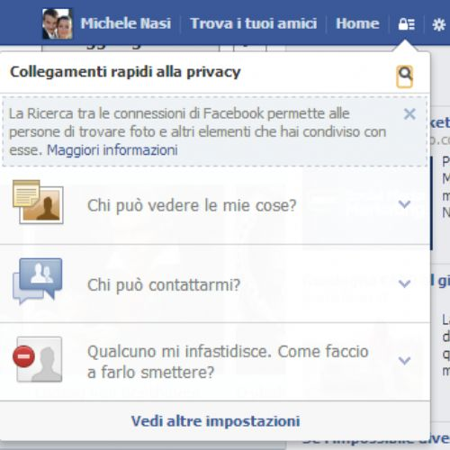 Privacy su Facebook: come tutelarsi