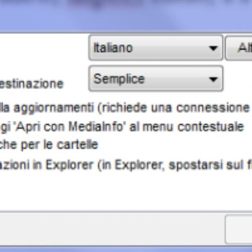Come riconoscere un formato video con MediaInfo