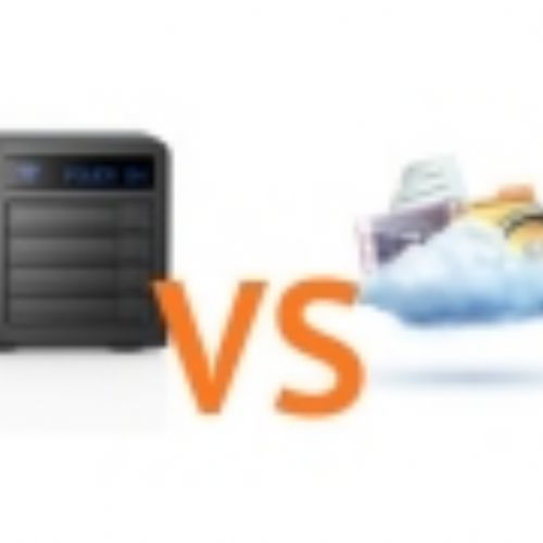 Server NAS e cloud: differenze e cosa scegliere