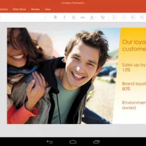 Le app Microsoft sbarcano sui tablet Android LG e Sony