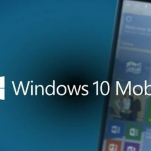 Download di Windows 10 Mobile in anteprima