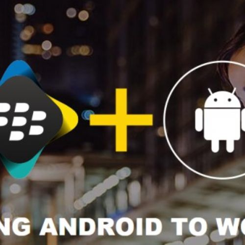 BlackBerry si lega con Google ed Android