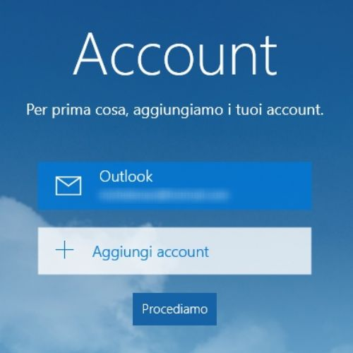 Calendario appuntamenti Google sincronizzato con Windows 10