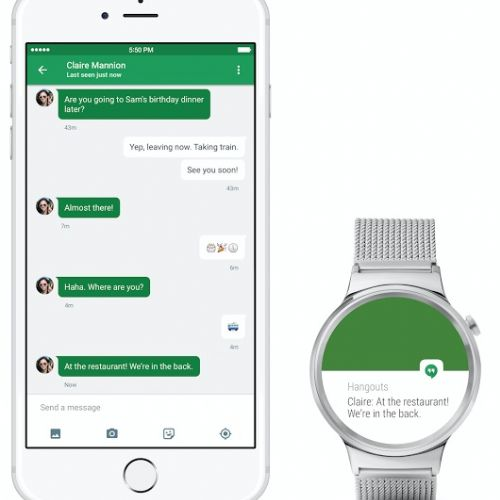 Android Wear sbarca sugli iPhone: come si installa