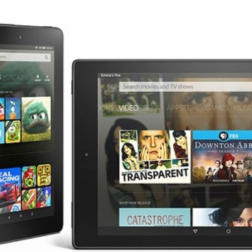 Amazon lancia il tablet Fire a meno di 60 euro
