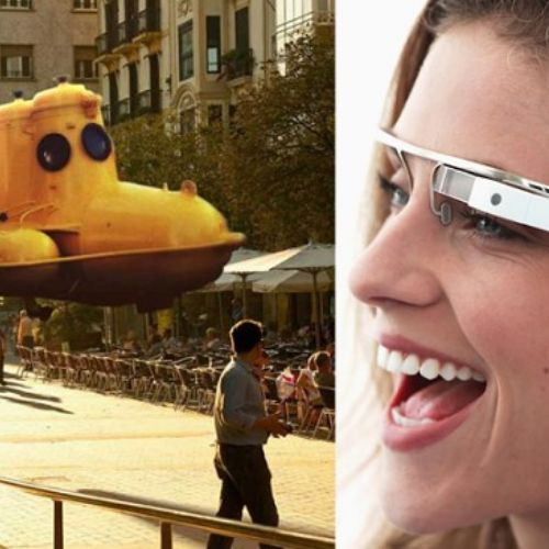 Google Glass e ologrammi con la tecnologia Magic Leap?