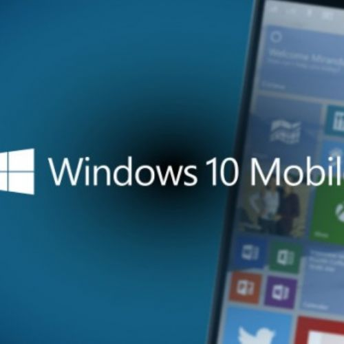 Dispositivi aggiornabili a Windows 10 Mobile