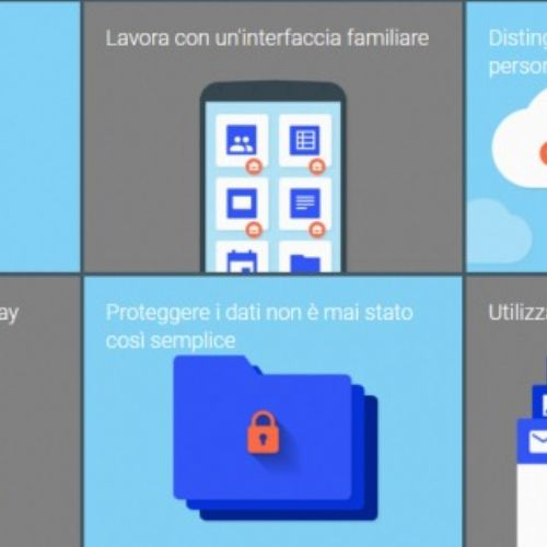 Android for Work, lo usano già 19mila imprese