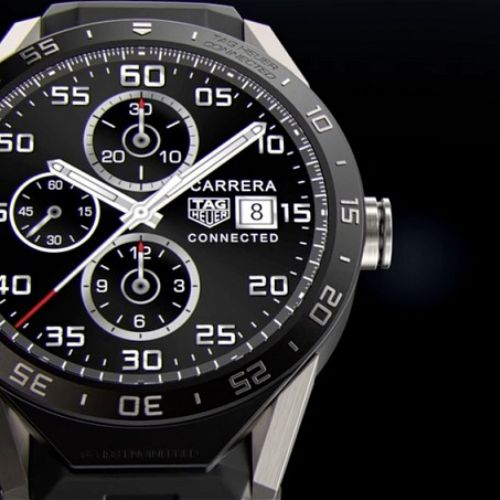 Ecco lo smartwatch Android Wear di Tag Heuer