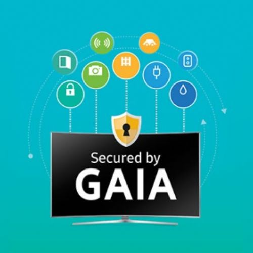 Samsung metterà in sicurezza le sue Smart TV con GAIA