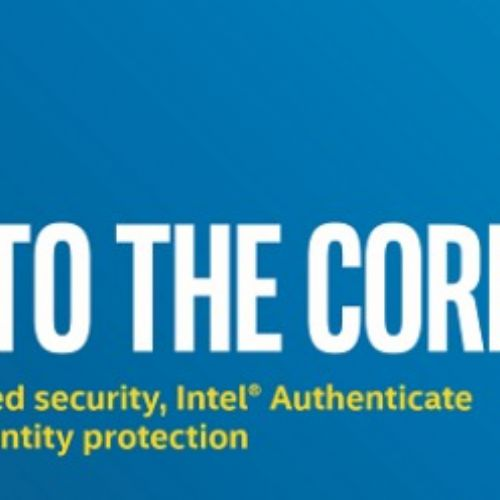 Intel Skylake con vPro per l'autenticazione senza password