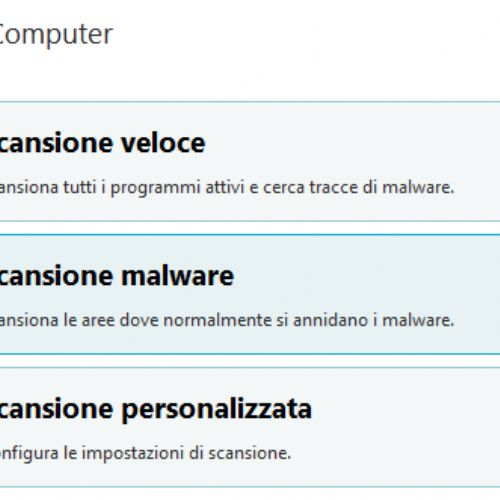 Anti malware gratis, Emergency Kit 11 scova elementi dannosi o superflui