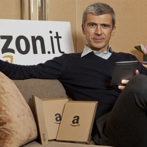 Il numero due di Amazon commissario per il digitale