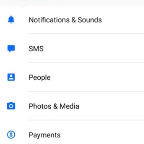 Facebook Messenger gestirà SMS e account multipli