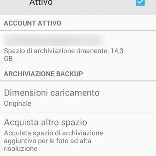 Sincronizzare dati tra PC e Android