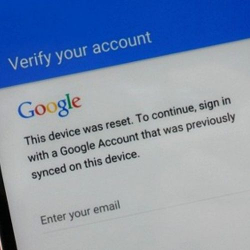 Android, è facile aggirare la Factory Reset Protection