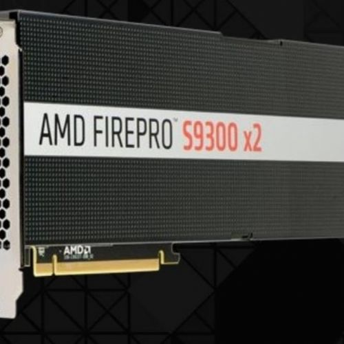 AMD FirePro S9300 X2, nuova scheda video ultraperformante