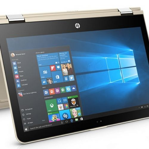 HP presenta il convertibile Pavilion x360 con display 15,6