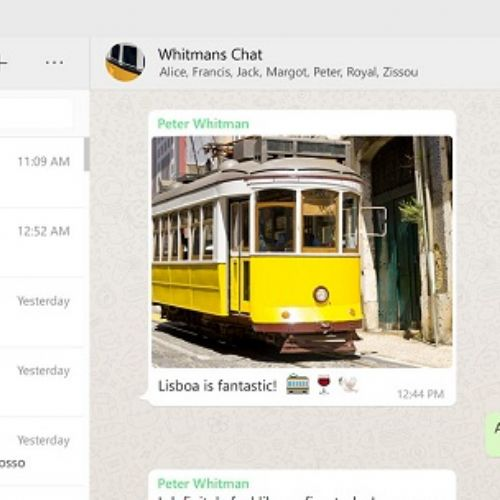 WhatsApp, ecco il client per Windows e Mac OS X
