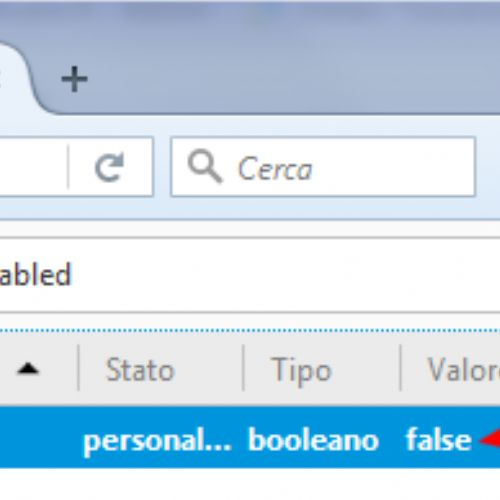 Incollare password e nomi utente nel browser