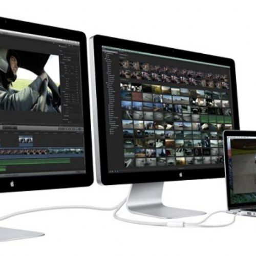 Apple abbandona il Thunderbolt Display