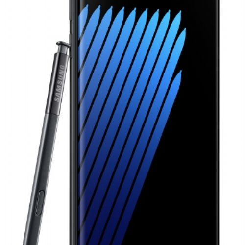 Samsung Galaxy Note7, 5,7 pollici con scanner dell'iride