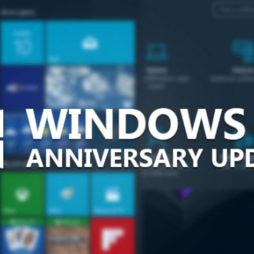 Windows 10 Mobile Anniversary Update il 9 agosto
