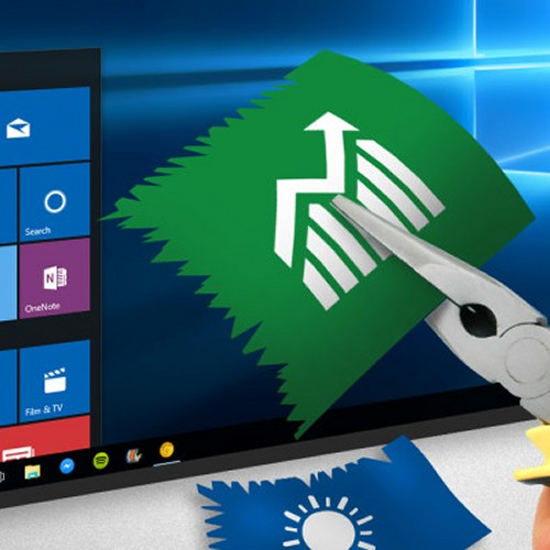 Come reinstallare Windows 10 rimuovendo i componenti superflui