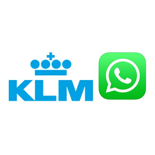 WhatsApp Business: KLM prima compagnia aerea al mondo con un account verificato
