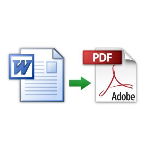 Da Word a PDF, come fare?