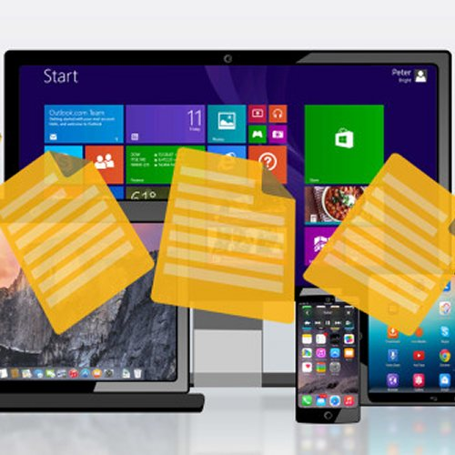 Come trasferire file da smartphone a PC