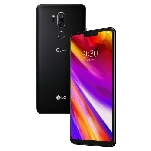 LG G7 ThinQ, smartphone top di gamma che trae ispirazione dall'iPhone X di Apple