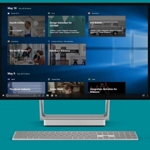 La Timeline di Windows 10 diventa compatibile con Chrome e Firefox
