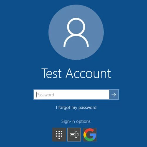 Login in Windows 10 con un account Google: presto sarà possibile