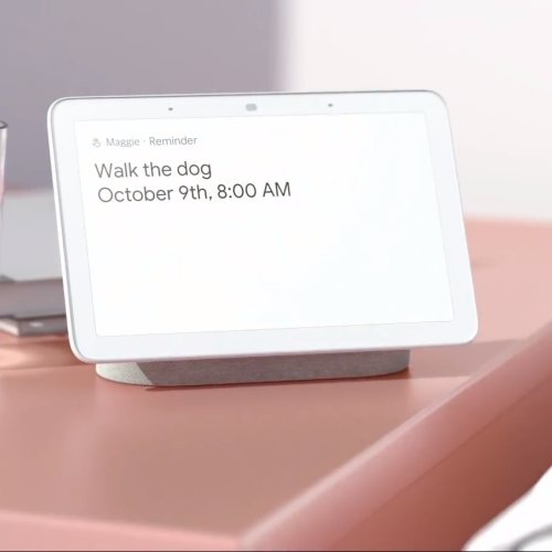 Google Home Hub, arriva il display intelligente integrabile con i dispositivi IoT
