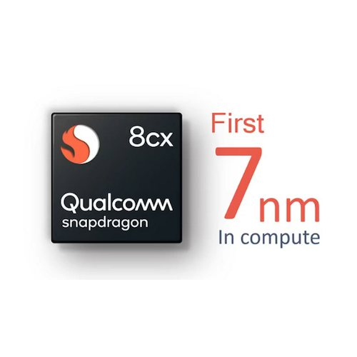 Snapdragon 8cx, primo processore ARM a 7 nm progettato per i PC con Windows 10