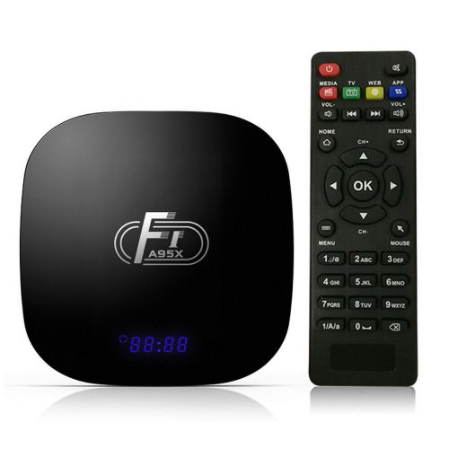 TV box Android basata su SoC quad-core Cortex-A53 con supporto H.265 e VP9 in offerta