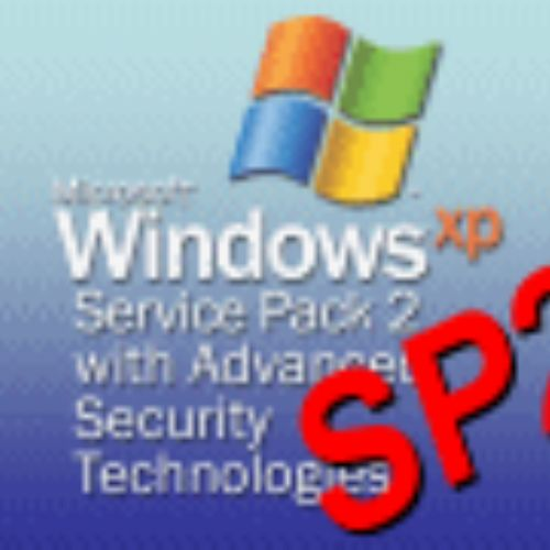 Windows XP Service Pack 2: anteprima