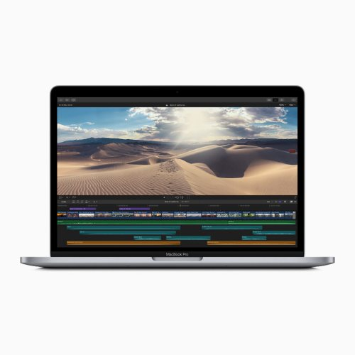 Apple MacBook Pro da 13 pollici: SSD raddoppiato, Magic Keyboard e RAM più veloce