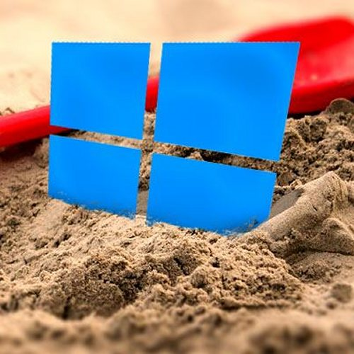 Eseguire un programma dalla sandbox con Windows 10 e PowerShell