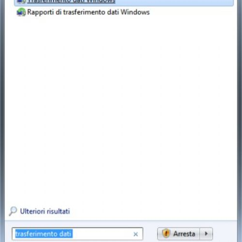 Migrare un sistema da Windows XP a Windows 7