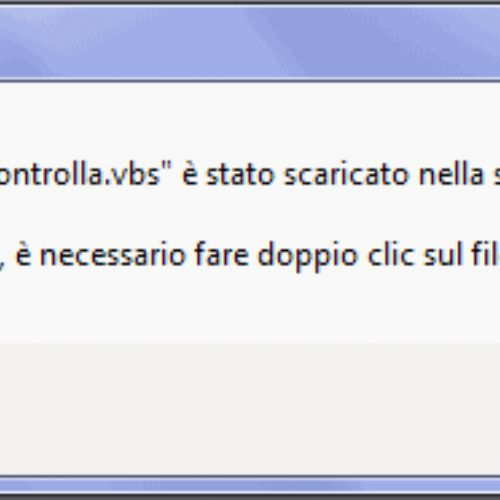 Controllare la disponibilità di aggiornamenti per Flash Player ed altri software