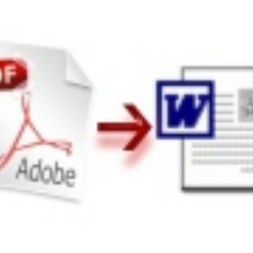 Un eccellente software per convertire i file PDF in documenti Word modificabili