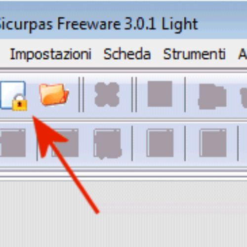 Sicurpas: un software tutto italiano per difendere le password e cifrare file