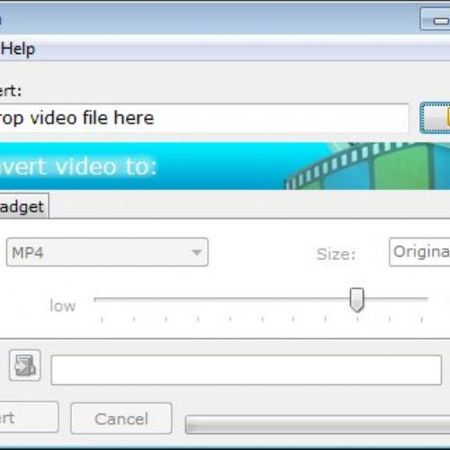 Convertire video da un formato all'altro con Convertilla
