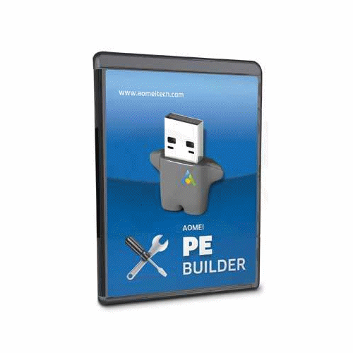 AOMEI PE Builder icon